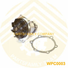 Cooling Water Pump Cover for Toyota 2-4FD 2J Diesel Engine Forklift Truck