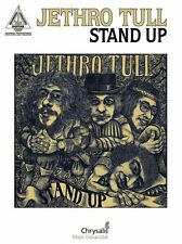 Jethro Tull Stand Up Recorded Versions Learn to Play Vocal Guitar Music Book