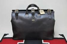 Ralph Lauren RRL Handmade Saddle Bridle Leather Oversized Doctor's Duffle Bag