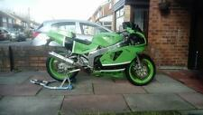 Kawasaki ZXR750 ZXR Stainless round single outlet  Road-Legal / race MTC Exhaust