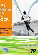 A2 Revise Pe for Ocr + Free CD-Rom (Physical Education Advanced Level-ExLibrary