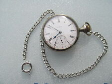 ANTIKE ELGIN Taschenuhr POCKET WATCH 掛表 挂表 CEP SAATI TASCHEN UHR