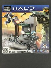 Mega bloks halo ODST Ambush 96931  Factory Sealed 2011 New In Box