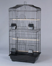 Large Tall Canary Parakeet Cockatiel LoveBird Finch Bird Cage 1703H-528