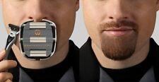 Goatee saver Time Template Shaving Men Beard Mustache Precise Tool Maintains New