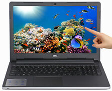 "New Dell 17.3"" Touchscreen 4GB Graphic 2.5GHz Core i7 16GB 2TB DVD+RW Windo"