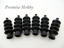 Waterproof push rod rubber bellow seal length 42mm for rc boat -6pcs