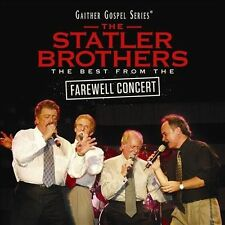 The Best from the Farewell Concert by The Statler Brothers (Gaither Music Group)