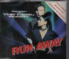 MC Sar&The Real Mccoy- Run Away cd maxi single