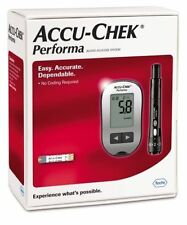 Accu-Chek Performa Blood Glucose Meter and Lancing Device, w/ $40 cash back!