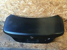 BMW OEM E60 E61 REAR BACK EXTERIOR TRUNK HATCH DOOR GATE LID BLACK CARBON FIBER