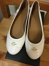 New Authentic Coach Flat shoes 7