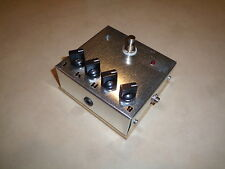 The 70's super fuzz overdrive booster gutiar effect pedal-3 in 1,powerful tone