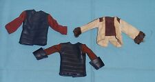 vintage Mego pota PLANET OF THE APES CLOTHES LOT #17 Zaius Soldier Ape General