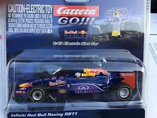 Carrera GO 64057 F1 Infiniti Red Bull D.Ricciardo #3 1/43 Scale Slot Car