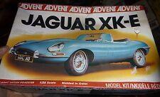 REVELL ADVENT JAGUAR XK-E Model Car Mountain KIT 1/25 OPEN