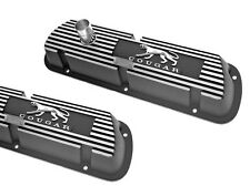 New! Mercury Cougar Valve Covers 289 302 351W Aluminum Pair