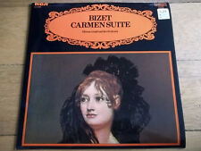"BIZET - MORTON GOULD AND HIS ORCHESTRA - CARMEN SUITE 12"" LP - RCA - CCV 5008"