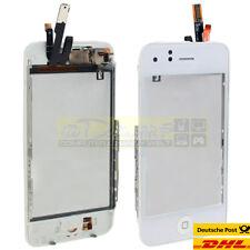 iPhone 3GS Touchscreen Touch Glas+Rahmen+Sensor komplett weiß
