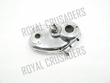 NEW BSA M20 OUTER GEAR BOX COVER POLISHED (REPRODUCTION)