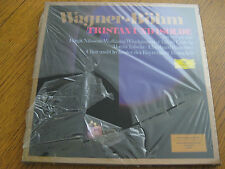 Wagner-Tristan und Isolde Karl Böhm 5 LP-Box DGG 1985 Germany,neu,still sealed!!