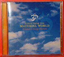 Songs from the material world - GEORGE HARRISON TRIBUTE - CD New