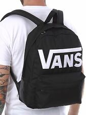 Vans Negro-Blanco SP17 Old Skool II Mochila