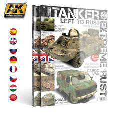Ak Interactive AK4810 TANKER TECHNIQUES MAGAZINE 01