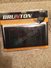 Brunton Solaris USB Portable Solar Charger