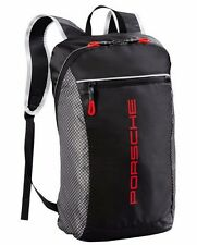Neu Original Porsche Fahrer Selektion Racing Collection Rucksack