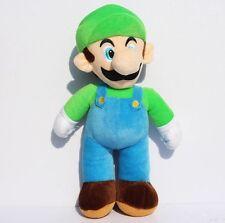 Super Mario Bros Luigi Peluche Plush Nintendo 25 cm