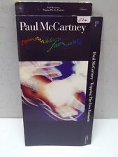 Hard To Find Paul McCartney Tripping the Live Fantastic Longbox No Disc Beatles
