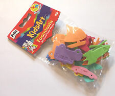 Pritt Foamtastic Travel Shapes - Ideal for Creative Kids - Cards, Art or Crafts