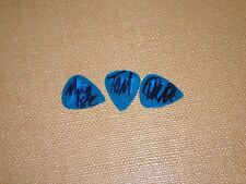 BLINK 182 HAND SIGNED GUITAR PICK SET