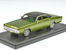 Neo Dodge Polara 1972 Green Met. 1:43 46725