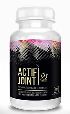 ACTIF Joint Supplement #1 Clinically Proven for Joint Pain - 4 in 1 formula