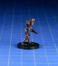 Star Wars Miniature Jedi Academy, Rocket Battle Droid #19 With Card