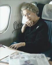 Helen Mirren autograph - signed The Queen photo