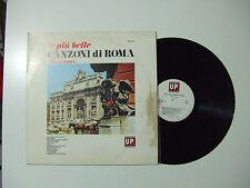 Alvaro Amici–Le Più Belle Canzoni Di Roma  -Disco Vinile 33 Giri LP ITALIA 1975