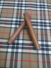 T C BRAND NEW ROSE WOOD WOODEN CLAVES/RHYTHM STICK ROSEWOOD PERCUSSION 9""