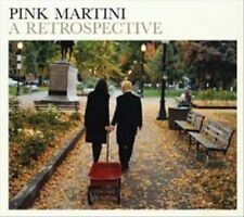A Retrospective [Digipak] by Pink Martini (CD, Nov-2011, Audiogram (Canada))