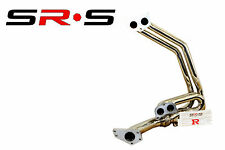 SRS 02-07 IMPREZA WRX/STI EJ20 EJ25 Stainless Manifold Header Exhaust/ UP PIPE
