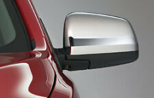 MITSUBISHI LANCER MIRROR COVER SET,CHROME 09-ON