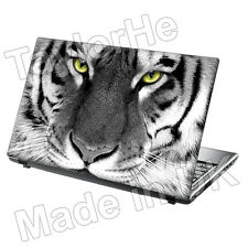 "15.6"" Laptop Skin Cover Sticker Decal tiger face"