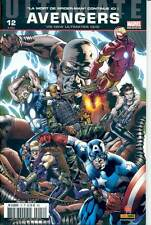 MORT  SPIDERMAN   Ultimate Avengers 12 (PANINI MARVEL) Avengers contre Ultimates