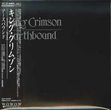KING CRIMSON-EARTHBOUND -JAPAN MINI LP HQCD G09