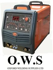 Jasic ** TIG 200P AC/DC Digital ** Pro TIG / MMA Process Inverter Welder