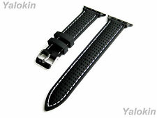 Replacement Set Band with Spring Bar Adapters for 38mm Apple Watch (B-MHLS20)