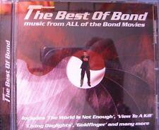James Bond Best of Bond (20 tracks, incl. 'The World is not Enough', 'Vie.. [CD]