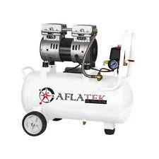 SILENT AIR COMPRESSOR AFLATEK OIL FREE 40L 230V 29 kg 600 W 75 L/min 8 Bar 66 dB